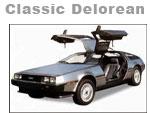 Classic Delorean
