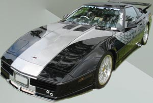 Classic Chevrolet Corvette for Sale - 1987, 1988, 1989, 1990