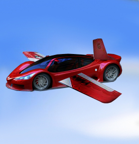 Flying Concept Cars X Hawk Next Generation Vehicles Cars With