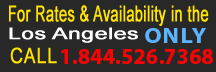 Legends Car Rentals Los Angeles