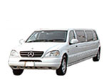 benz ml limo